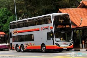 SMRT Alexander Dennis Enviro500 (SMB3518P) - Service 106A