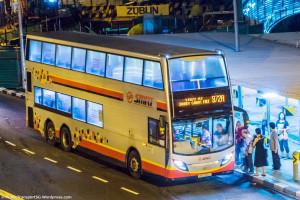 SMRT Alexander Dennis Enviro500 (SMB3527M) - Service 972