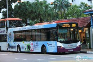 Bus 88B: SBS Transit Scania K230UB (SBS5133T)
