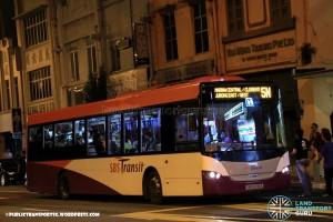 SBST Scania K230UB Euro V Batch 2 (SBS5138E) - Nite Owl 5N