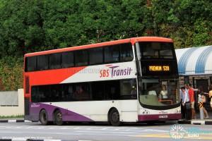 SBST Volvo B9TL CDGE (SBS7486L) - Premium 539