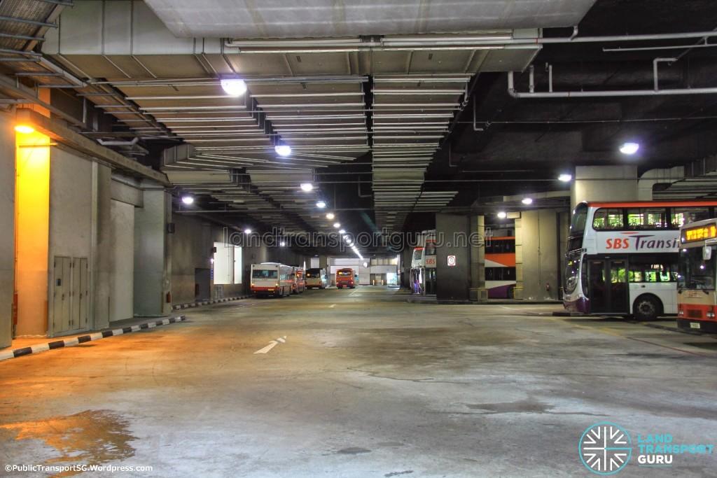 Boon Lay Interchange - Bus Park