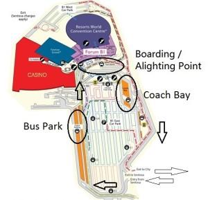 Diagram of RWS Basement