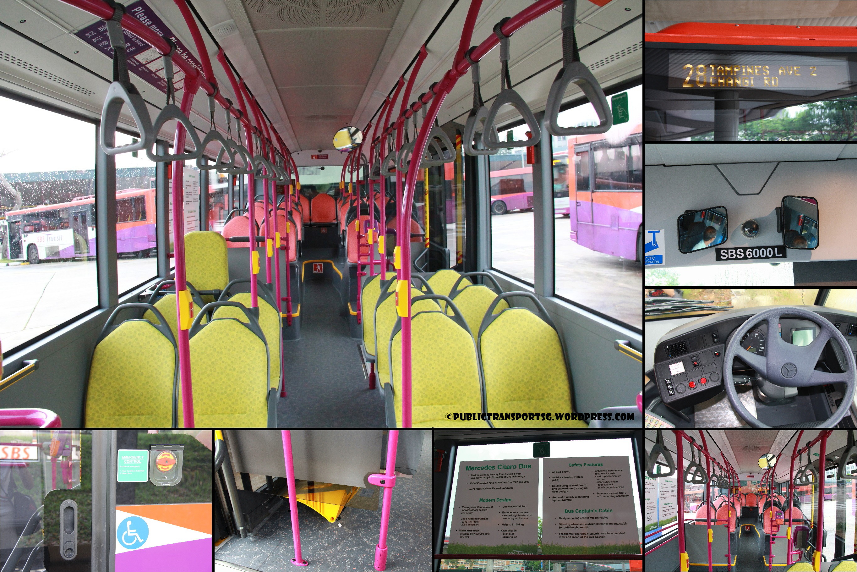 SBS6000L's interior. Click for larger image.