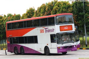 SBST Volvo Olympian 3-axle (SBS9330P) - Service 62