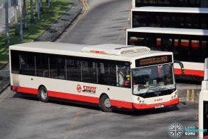 SMRT MAN NL323F Demonstrator (SMB138Y) - Service 963