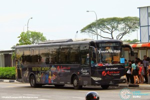 Transtar Travel & Tours King Long XMQ6120K (PC99K) - City Direct 657