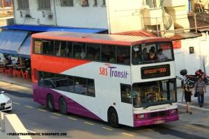 SBST Volvo Olympian 3-axle (SBS9624S) - Service 90A