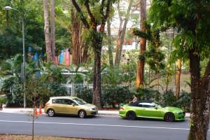 NBfL (LT3) at Eden Hall, Nassim Road
