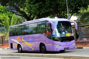 Smart Bus Golden Dragon XML6957J14 (CB6613X) - Premium 745