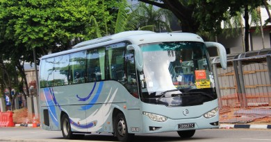Smart Bus Golden Dragon XML6957J14 (CB6637C) - Premium 743