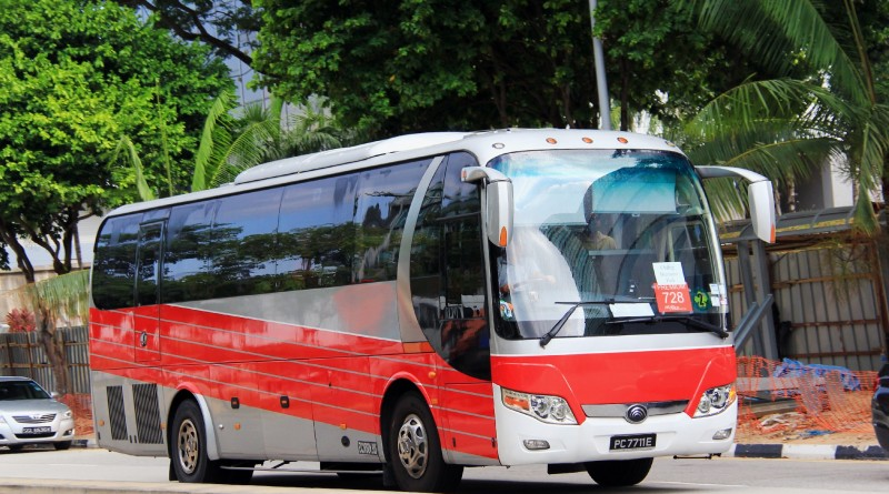 Yutong ZK6107H (PC7711E) - Premium 728