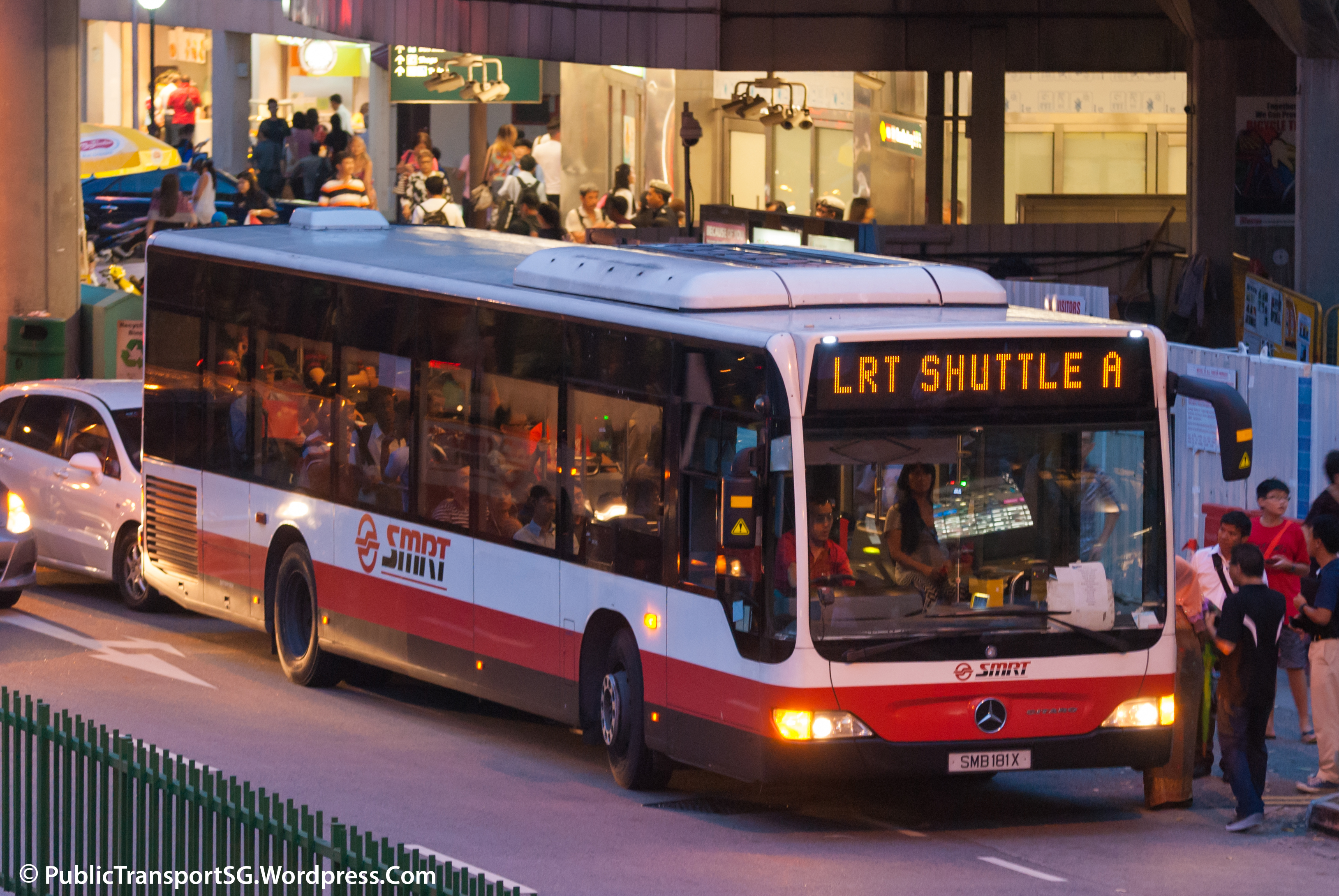 SMB181X - LRT Shuttle A