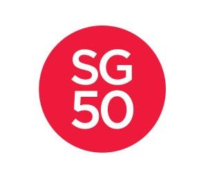 Obligatory SG50 logo