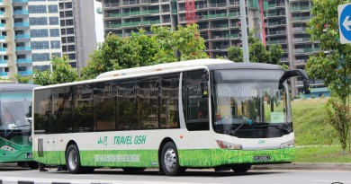 Travel GSH - Zhongtong LCK6121GHEV (PC2086J) - PPSS 291P