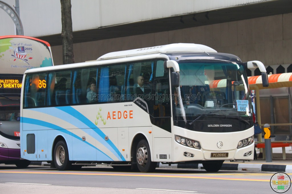 Aedge Holdings Golden Dragon XML6957J14B Turbo (PC2616E) - City Direct 660