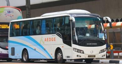 Aedge Holdings Golden Dragon XML6957J14B Turbo (PC2616E) - City Direct 660