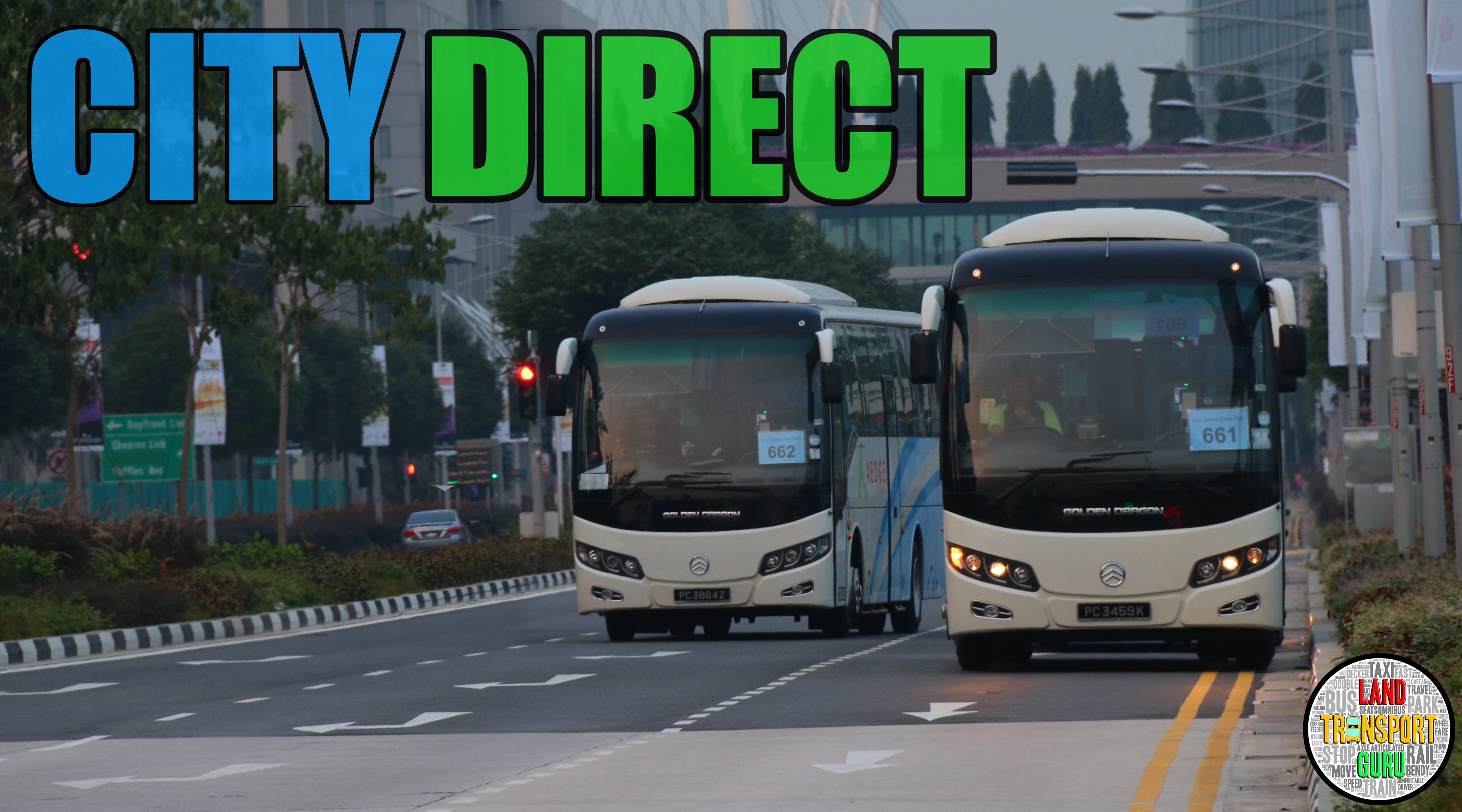 Transfer of City Directs 651, 652, 671 & 672 to Public Transport Operators
