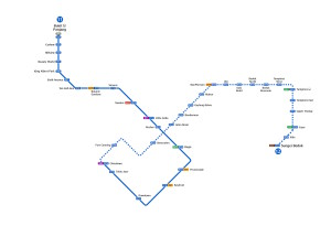 Downtown Line - Stage 2