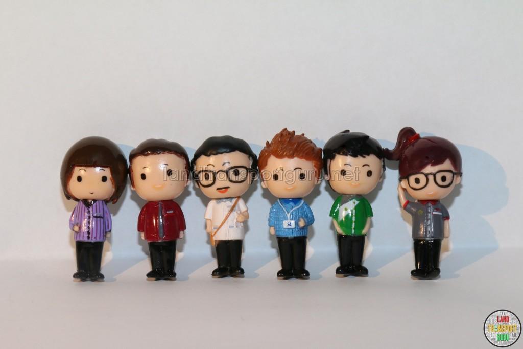 LTA Figurines