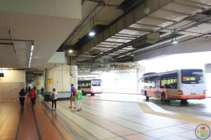Woodlands Regional Interchange - Berth 9 (Alighting berth)