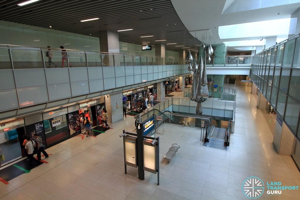 Promenade Mrt Station Land Transport Guru