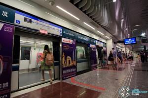 Little India MRT Station - DTL Platform A