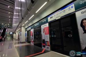 Rochor MRT Station - Platform A
