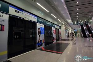Rochor MRT Station - Platform B
