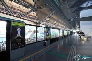 Expo MRT Station - Platform B
