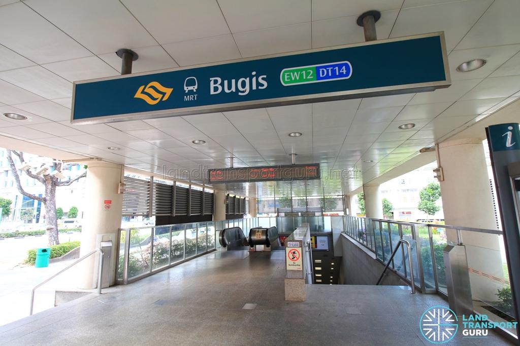 Hotel Near Bugis Junction