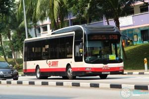SMRT MAN A22 (SMB1328J) - Service 975B