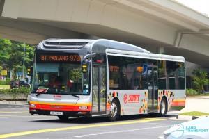 SMRT MAN A22 (SG1748H) - Service 979M