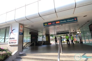 Dhoby Ghaut MRT Station - Exit B