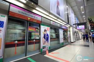 Dhoby Ghaut MRT Station - NEL Platform A