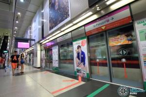 Dhoby Ghaut MRT Station - NEL Platform B