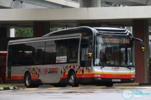 SMRT MAN A22 (SMB3032Z) - Service 945