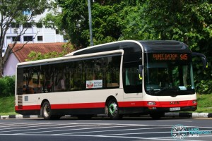 Tower Transit MAN NL323F A22 (SMB3073E) - Service 945