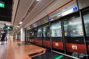 MacPherson MRT Station - CCL Platform A