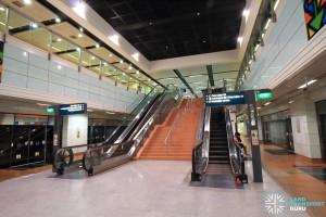 MacPherson MRT Station - CCL Platform level