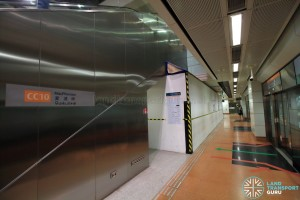 MacPherson MRT Station - Future link to Downtown Line