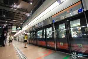 Lorong Chuan MRT Station - Platform A