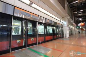 Marymount MRT Station - Platform B
