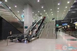Buona Vista MRT Station - Platform A