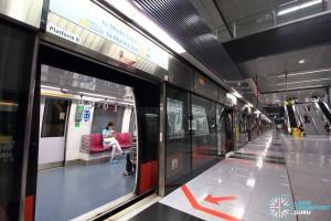 Haw Par Villa MRT Station - Platform B