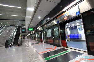 Pasir Panjang MRT Station - Platform B