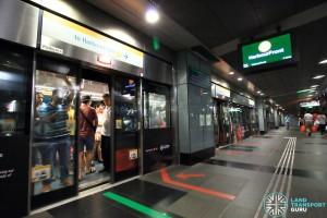 Paya Lebar MRT Station - CCL Platform A