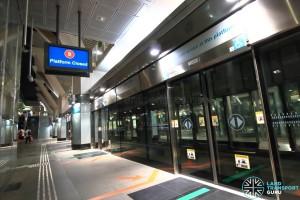 Paya Lebar MRT Station - CCL Platform C