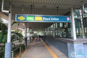 Paya Lebar MRT Station - Exit C