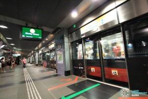 Paya Lebar MRT Station - CCL Platform B